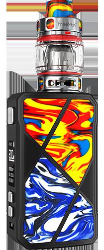 Freemax Maxus 200W Kit Red Blue