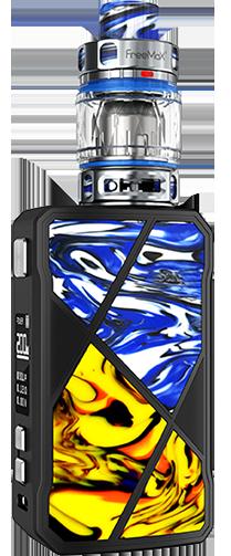 Freemax Maxus 200W Kit Blue Yellow
