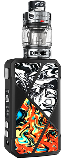 Freemax Maxus 200W Kit Black Orange