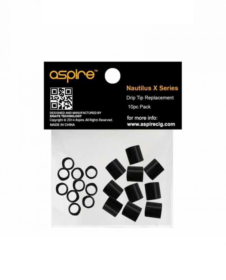 Aspire Nautilus X - Pockex Drip Tip