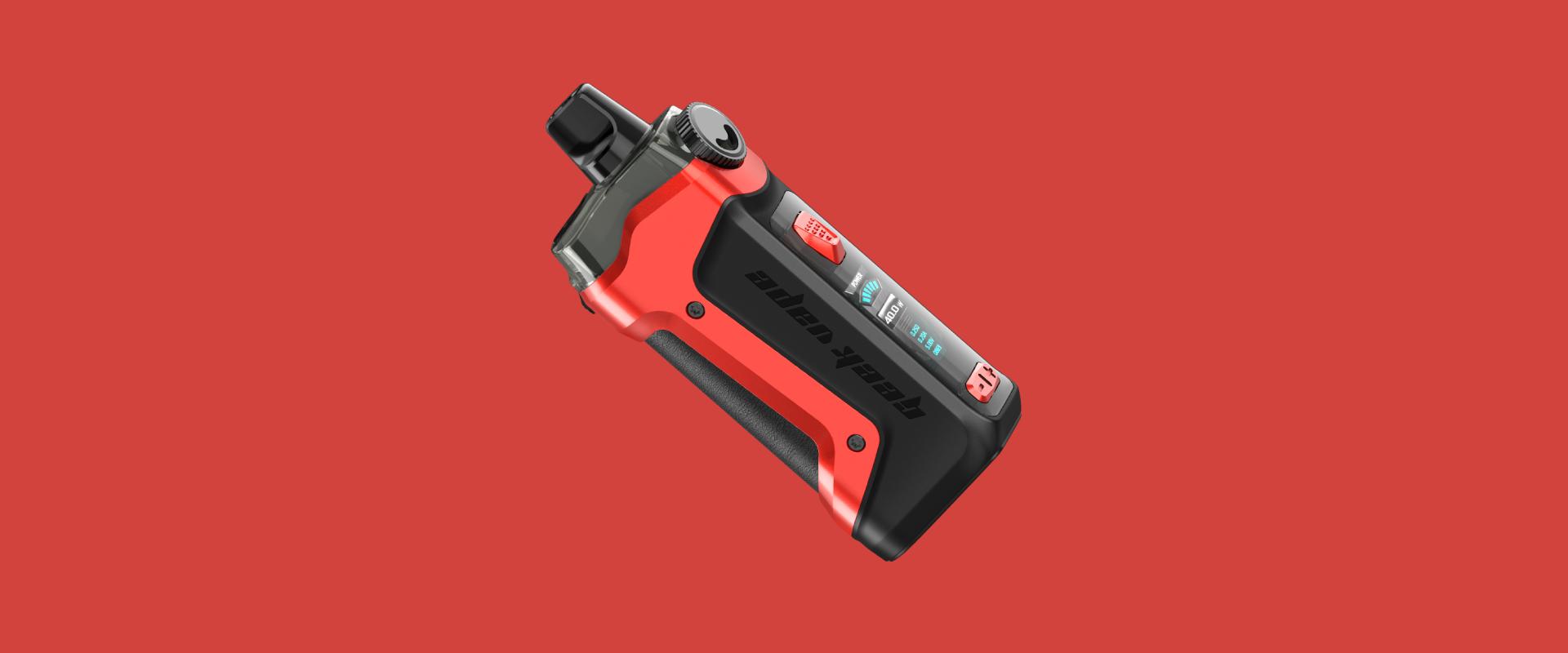 Aegis Boost Plus Pod Kit Devil Red