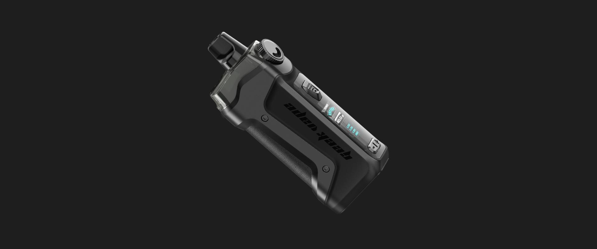 Aegis Boost Plus Pod Kit Space Black
