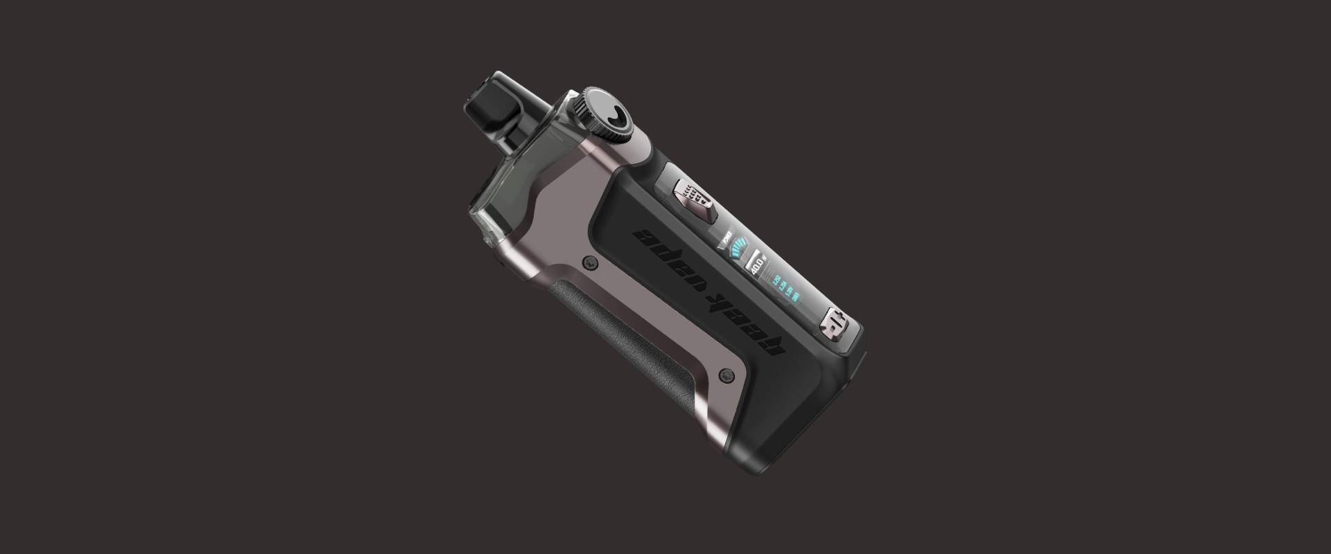 Aegis Boost Plus Pod Kit Gunmetal