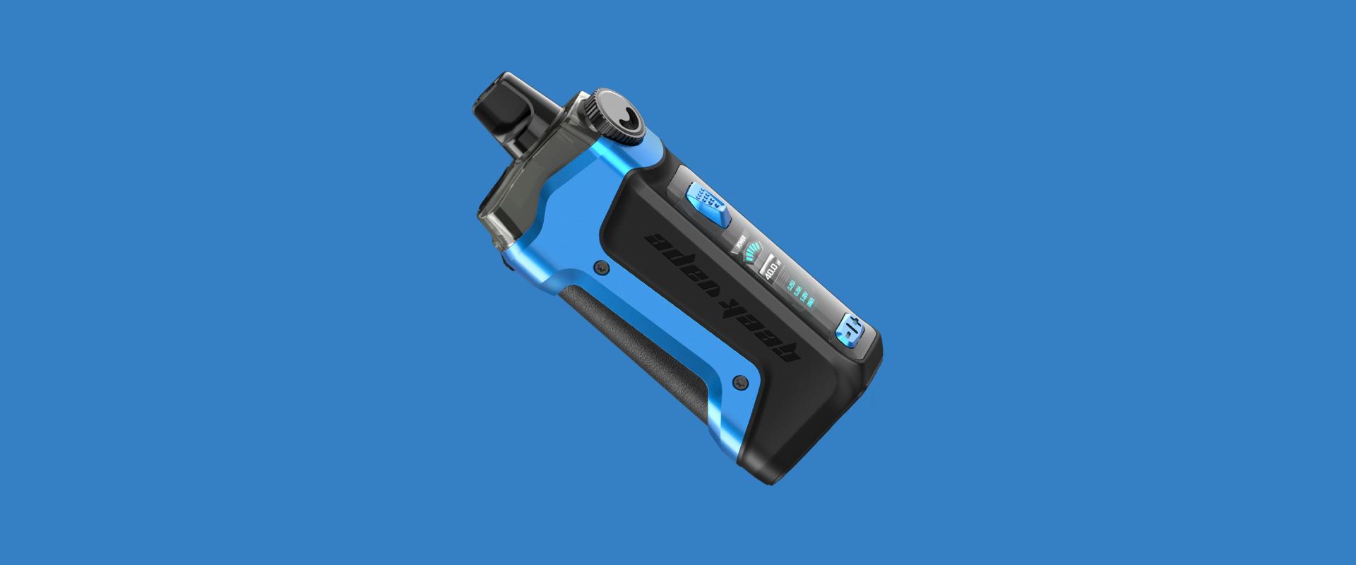 Aegis Boost Plus Pod Kit Almighty Blue