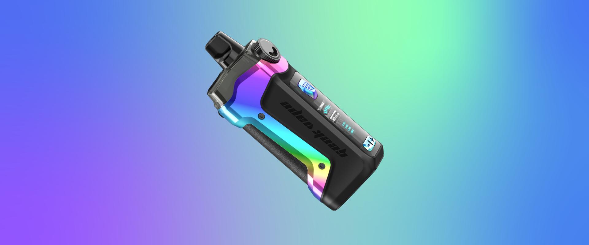 Aegis Boost Plus Pod Kit Aura Glow