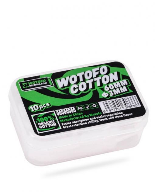 Wotofo Organic Cotton
