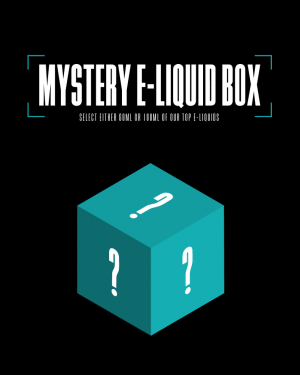 Mystery E-Liquid Box