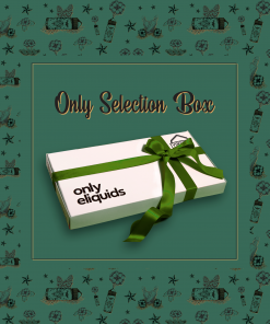 Only E-Liquids Selection Box